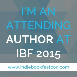 I'M GOING TO INDIEBOOKFEST IN ORLANDO!